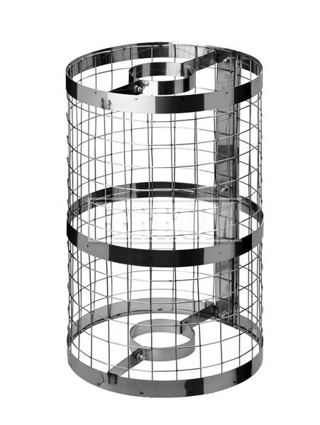 Сетка для трубы дымохода