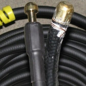 Сантехнический шланг для прочистки труб