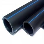 Полиэтиленовые трубы напорные для наружного водоснабжения