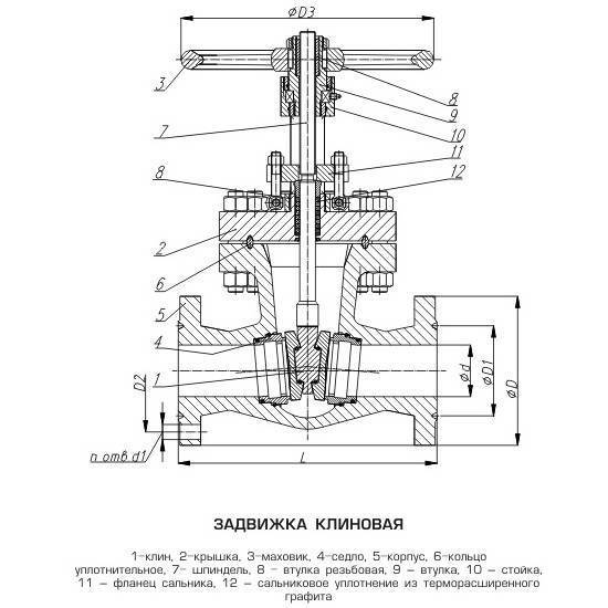 Инструкция по замене запорной арматуры