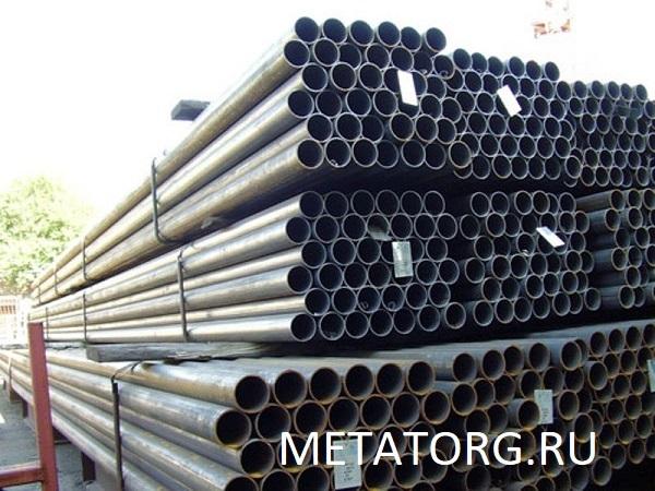 Труба стальная водогазопроводная черная ду 25х3 2 мм