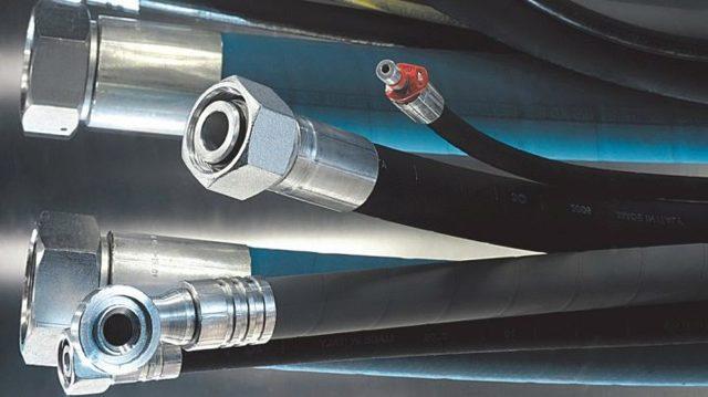 Фитинги для газовых шлангов высокого давления