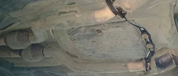 Диаметр выхлопной трубы rx300