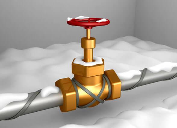 Как нагревают воду в трубах