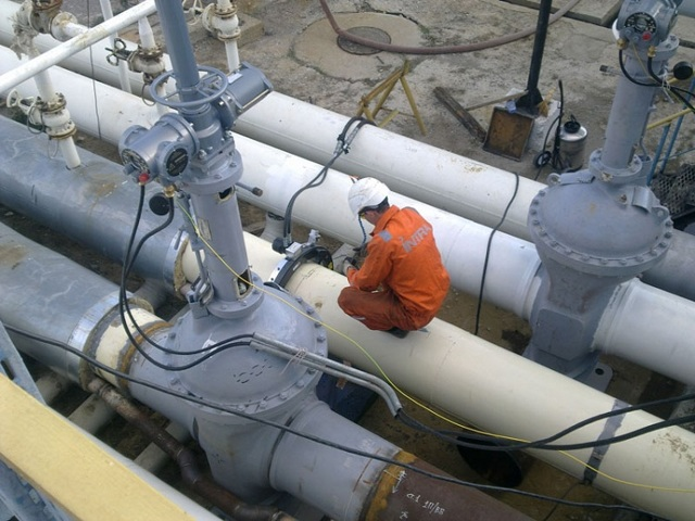 Диагностика трубопроводов нефти организации