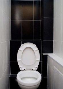 Как закрыть трубы по полу в туалете