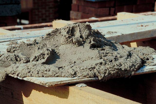 Цемент с жидким стеклом для ремонта трубы