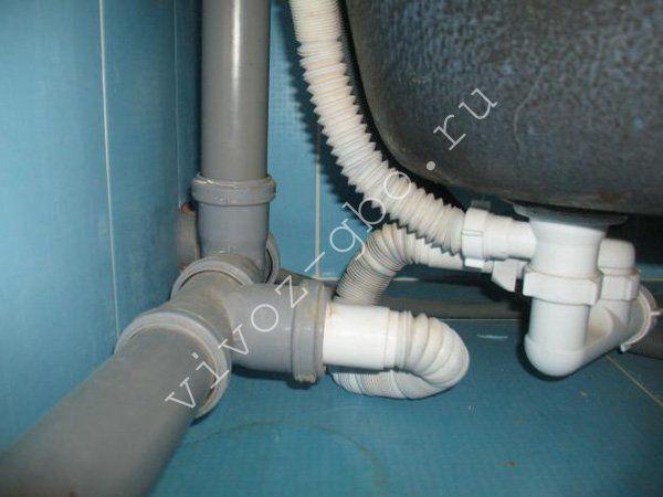 Как замазать соединение унитаза с канализационной трубой