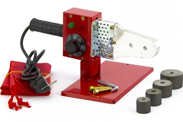 Сварочный аппарат для сварки полиэтиленовых труб 100 мм